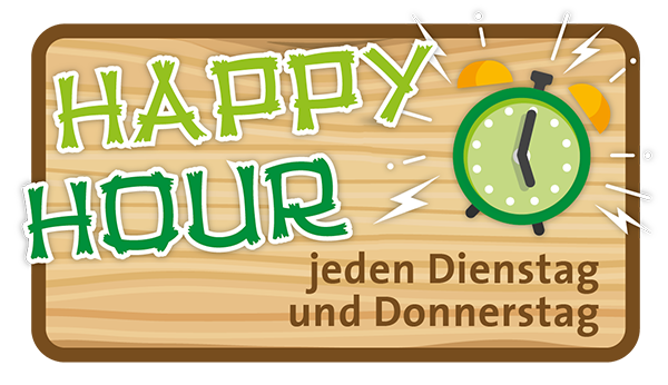 Aktion Happy Hour